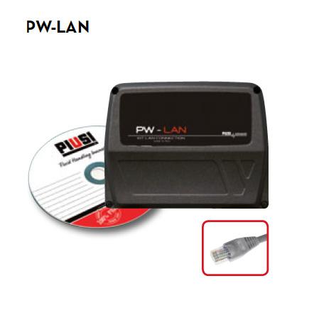 pw lan